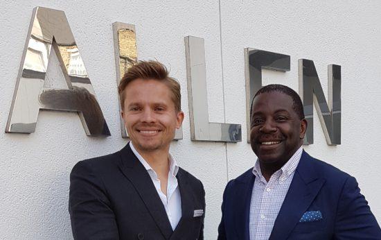 I Begin A New Collaboration As Brand Ambassador For Charlie Allen Bespoke
