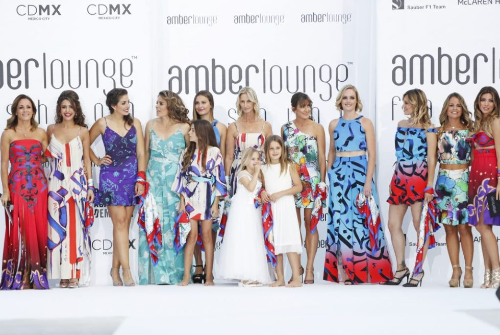 Amber Lounge Fashion Monaco 2017