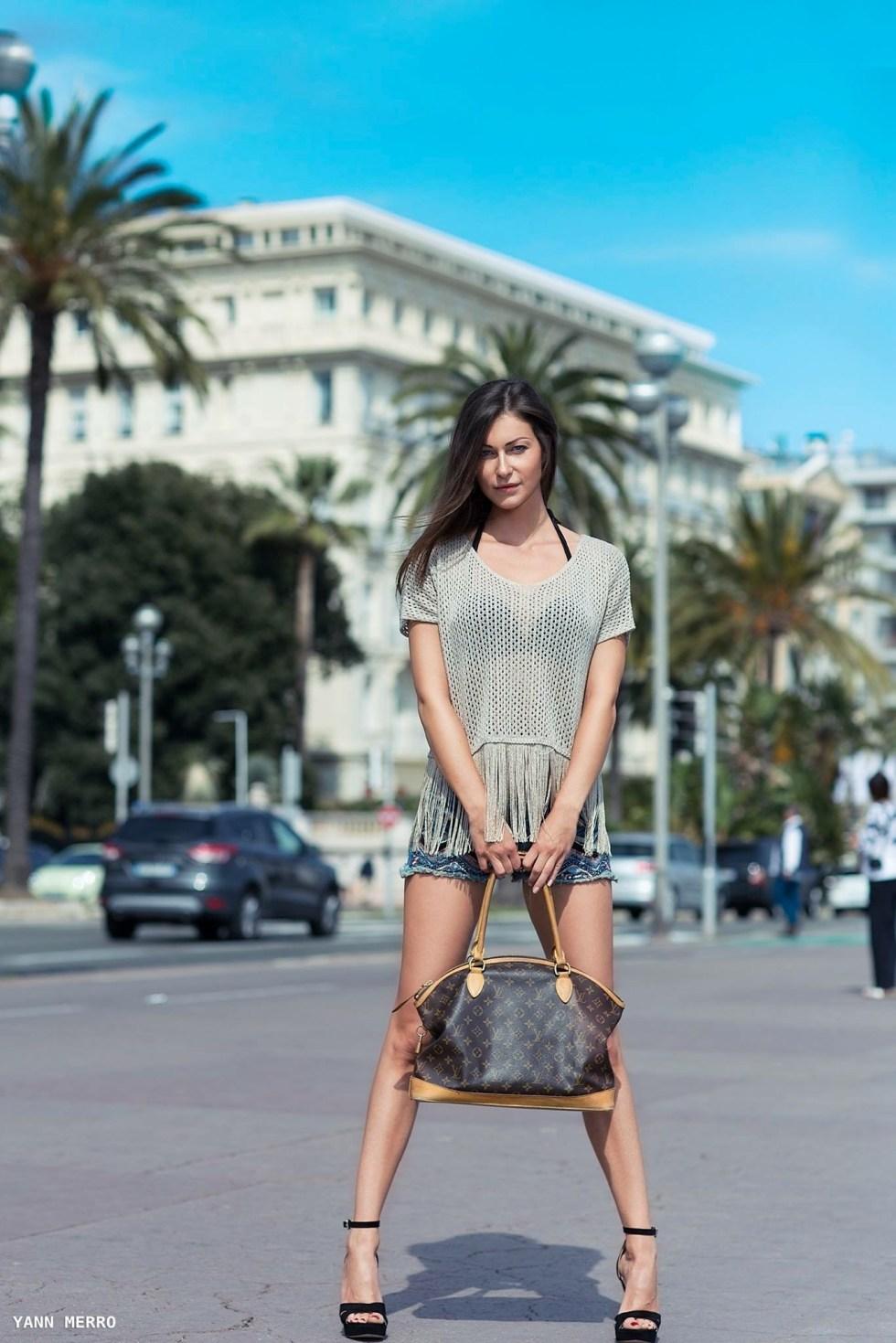 It's A Model Life – Guendalina Donnio