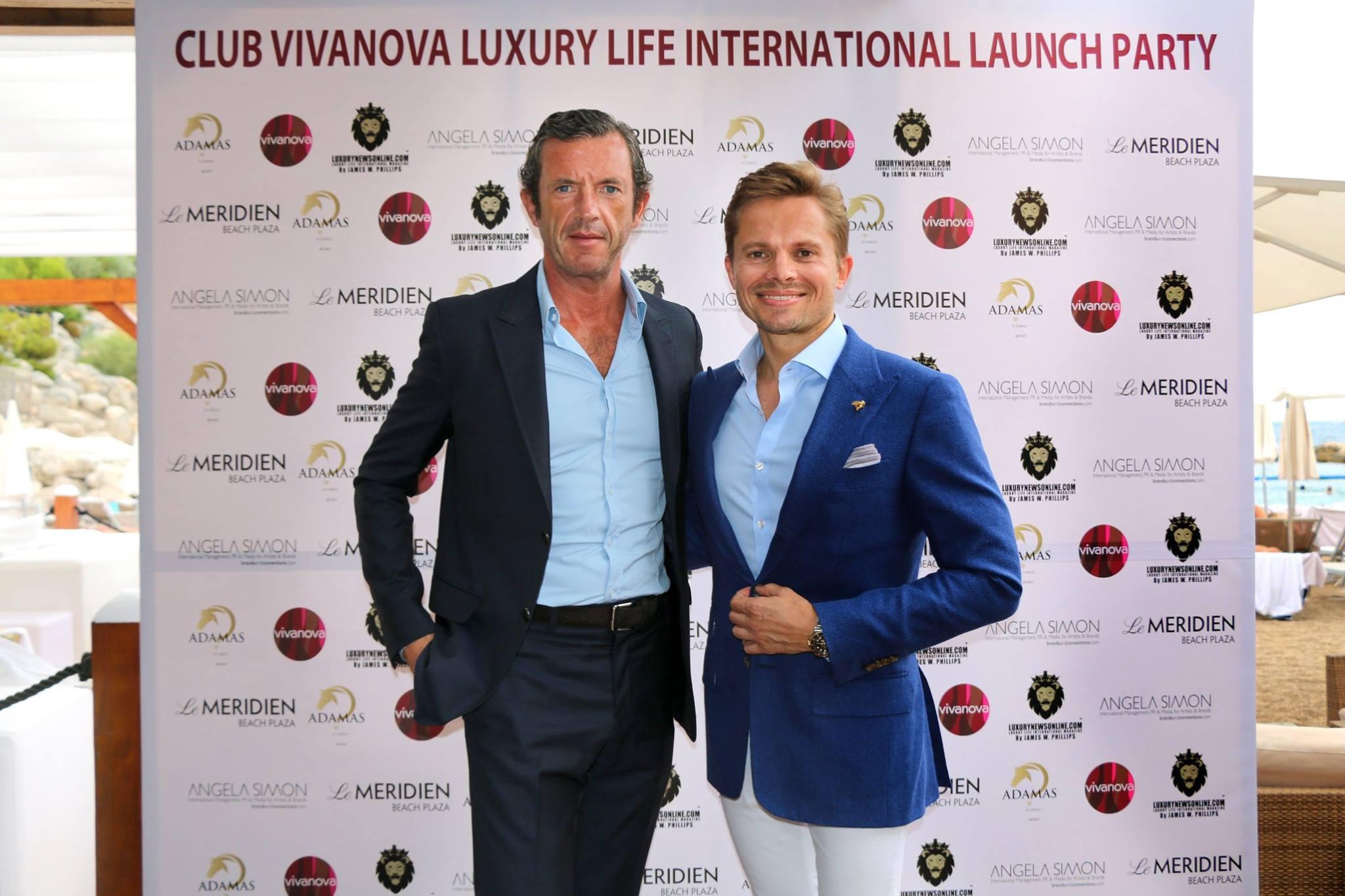 James Phillips Monaco Luxury