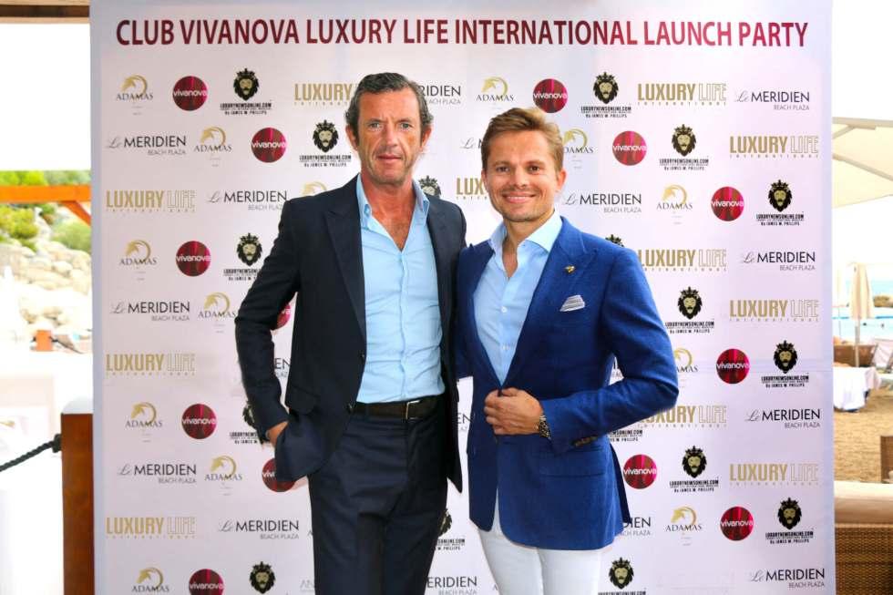 2018 Club Vivanova Summer Yacht Show Party
