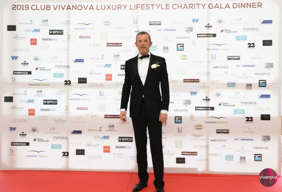 TURNING LUXURY INTO CHARITY Over €45,000 Raised At A Spectacular Event!