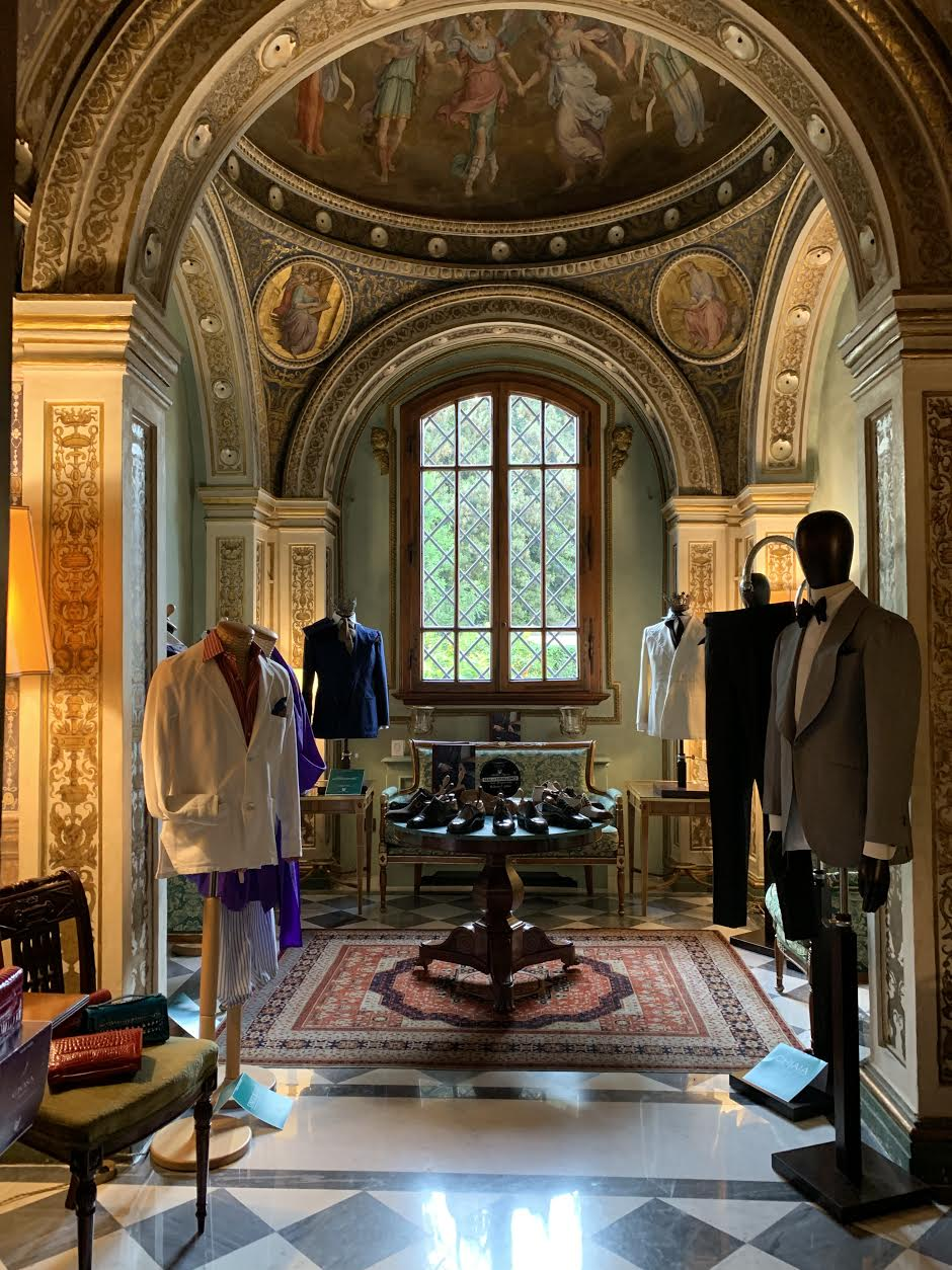 Degorsi Showcase Luxury Brands In Florence
