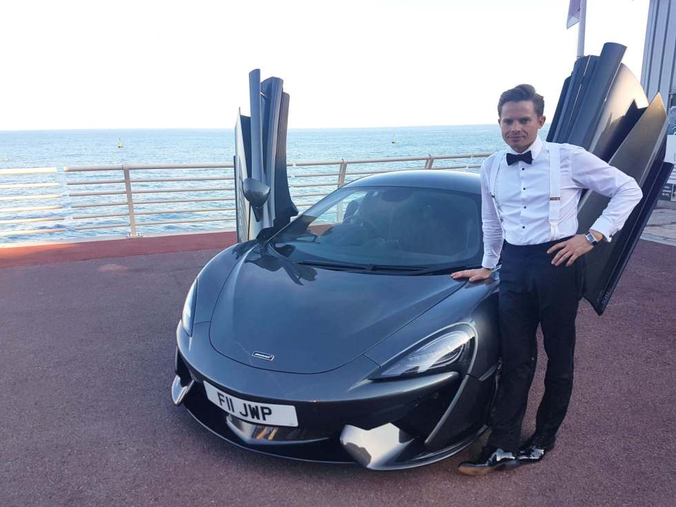 JWP Media Group Invests In Luxury Car Sector