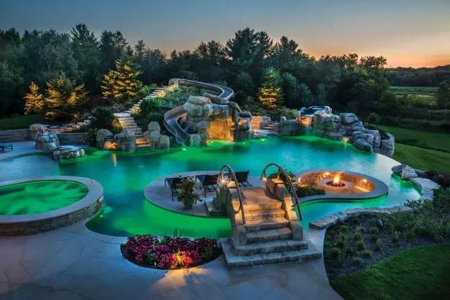 Extreme Backyards Luxury Pools Outdoor Living