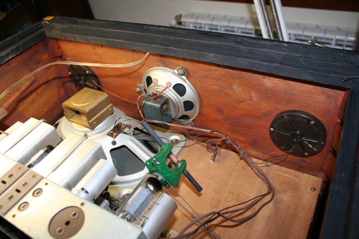 graetz sinfonia 4r-221 loudspeakers