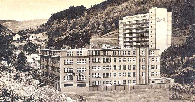 graetz factory