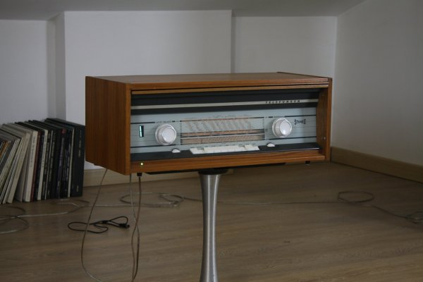 Telefunken concertino steuergerät 2380 – it