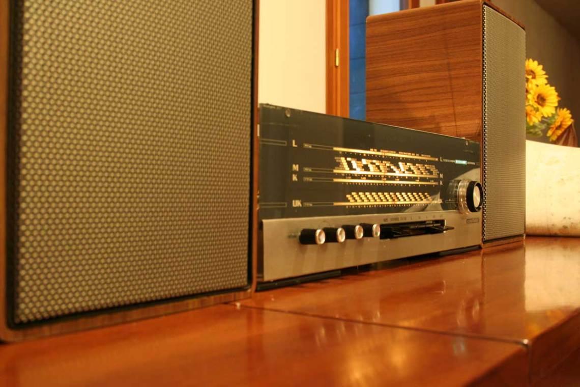 Nordmende Stereo Steuergerät 3007