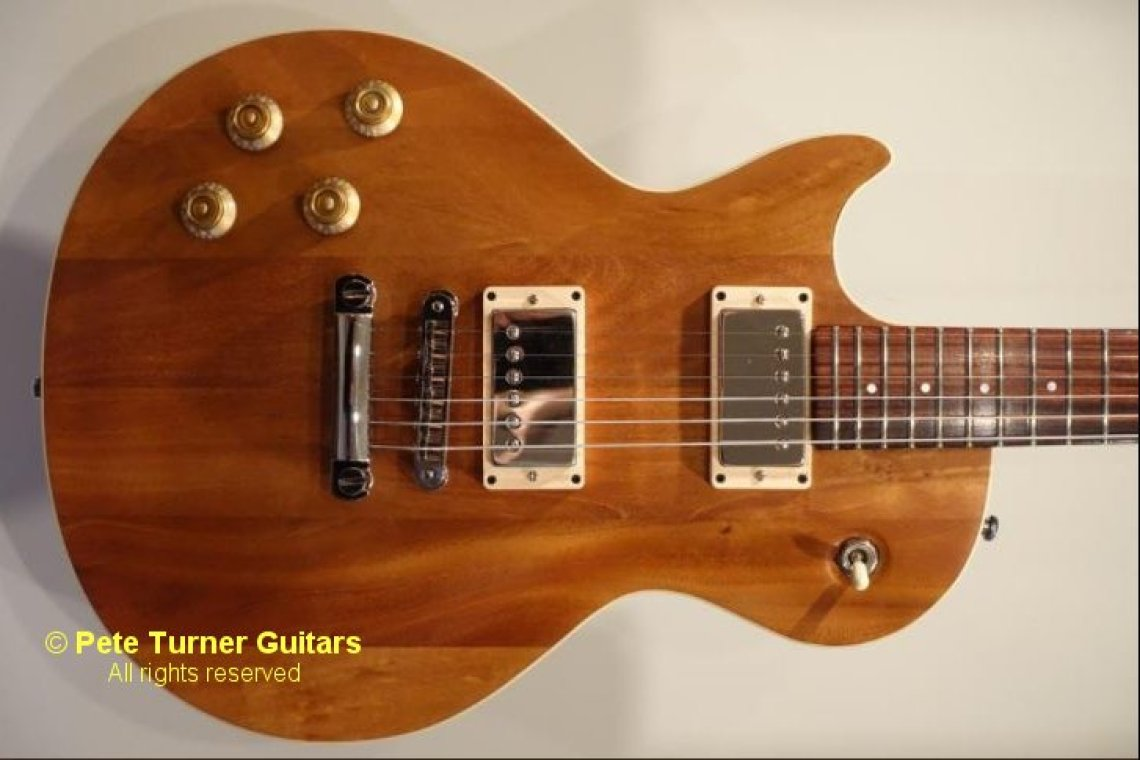 Pete Turner Guitars