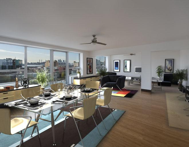 5 43 48th Avenue Rentals Solarium Apartments For Rent