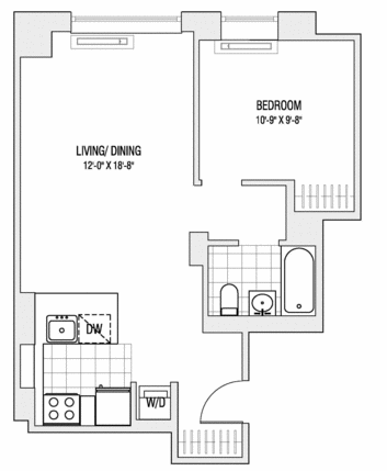 Floorplans A B C D