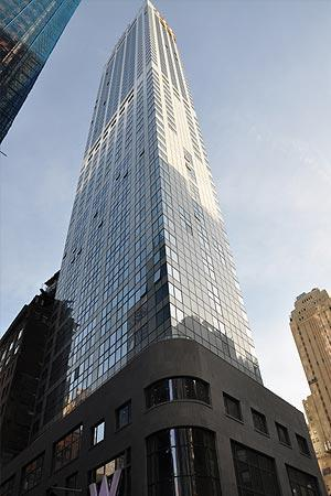 W New York Downtown Apartments