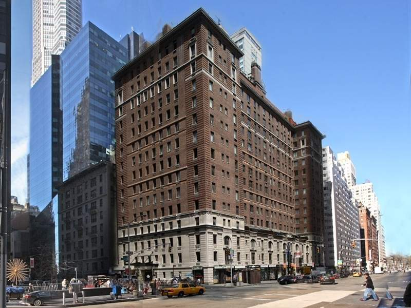 101 West 55th Street Rentals Claridges Apartments For