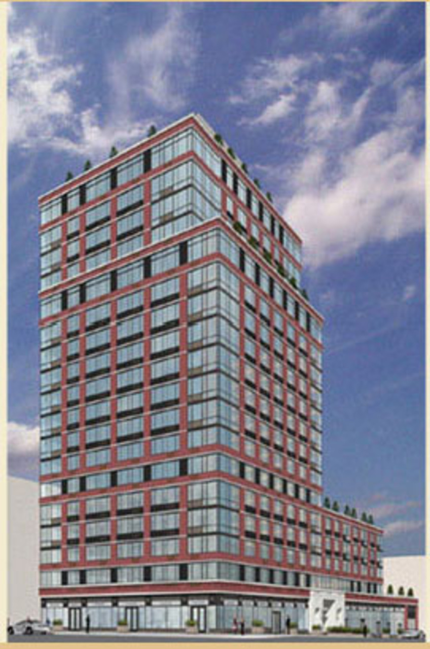 400 West 55th Street Rentals The Nicole Apartments For