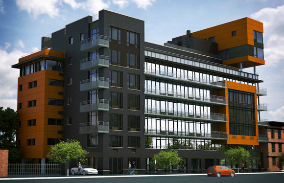 New Apartment Buildings Coming To Brooklyn Luxury
