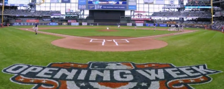 Milwaukee Brewers Home Opener 2018