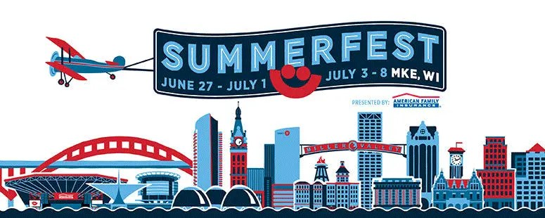 FREE Summerfest Tickets