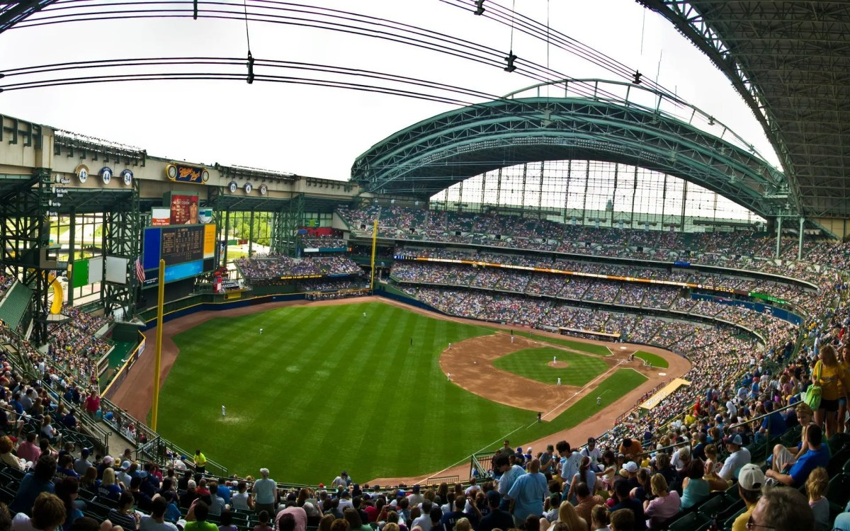 2018 NLCS Game 6 at Miller Park