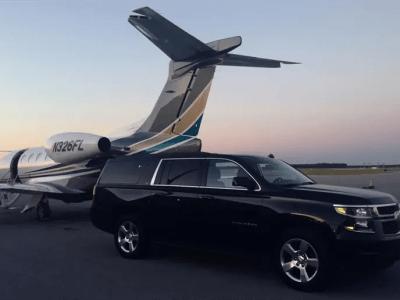 Think Limo? Think Luxury SUV Rides!