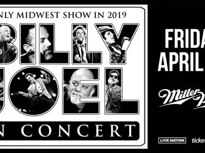 Billy Joel in Milwaukee