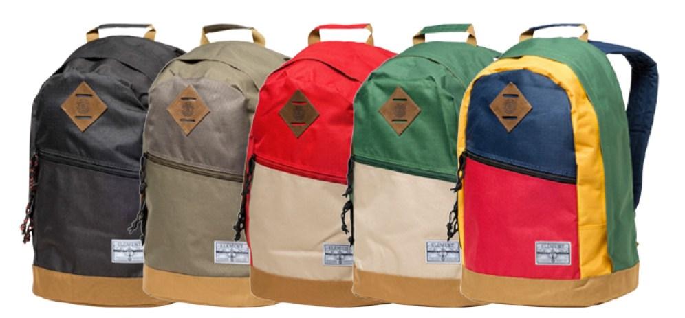 Spring-Mens-2014-Element-backpack-2