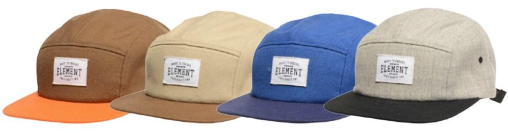 Spring-Mens-2014-Element-casquette-2