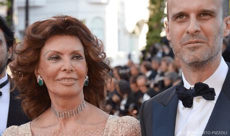 (Cannes Classics) Sophia Loren & Edoardo Ponti - 20/05 | MATRIMONIO ALL'ITALIA