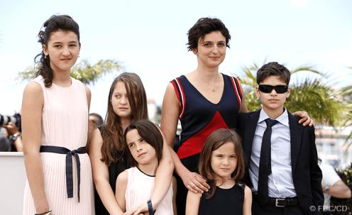 Alice Rohrwacher & Equipe du Film/Film cast - 18/05 | LE MERAVIGLIE