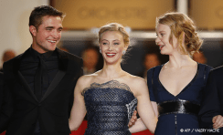 Robert Pattinson, Sarah Gadon, Mia Wasikowska -19/05 | MAPS TO THE STARS