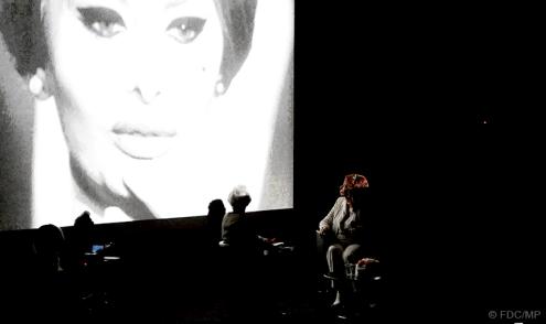 Sophia Loren & sa Leçon d'actrice // Masterclass by Sophia Loren !