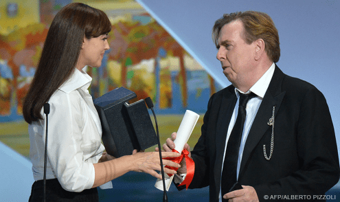 PRIX D'INTERPRETATION MASCULINE// BEST PERFORMANCE BY AN ACTOR Cannes 2014 – Timothy Spall in MR TURNER