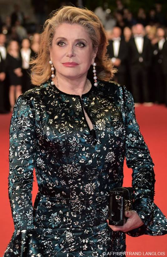 (Hors Compétition/Out Of Competition) Catherine Deneuve - 21/05 | L'HOMME QU'ON AIMAIT TROP (In the name of my daughter)