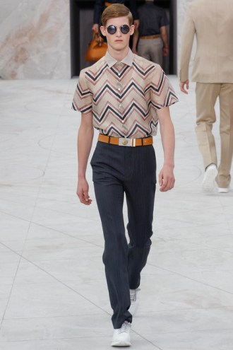 Homme Printemps Été 2015 Louis Vuitton