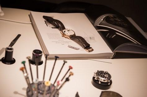 Jaeger-LeCoultre Boutique Amsterdam - Duometre à Chronographe ©Francois Durand Getty Images