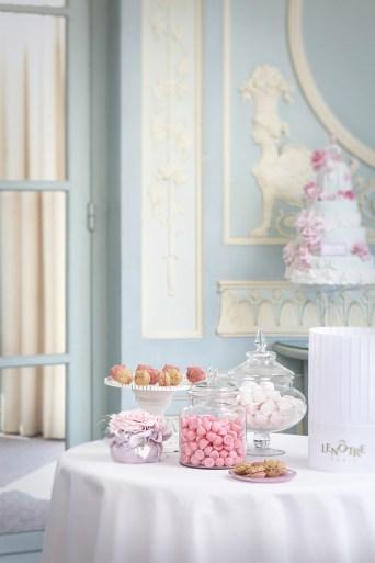 """Sweet table Len""""tre (c)T. Dhellemmes"""