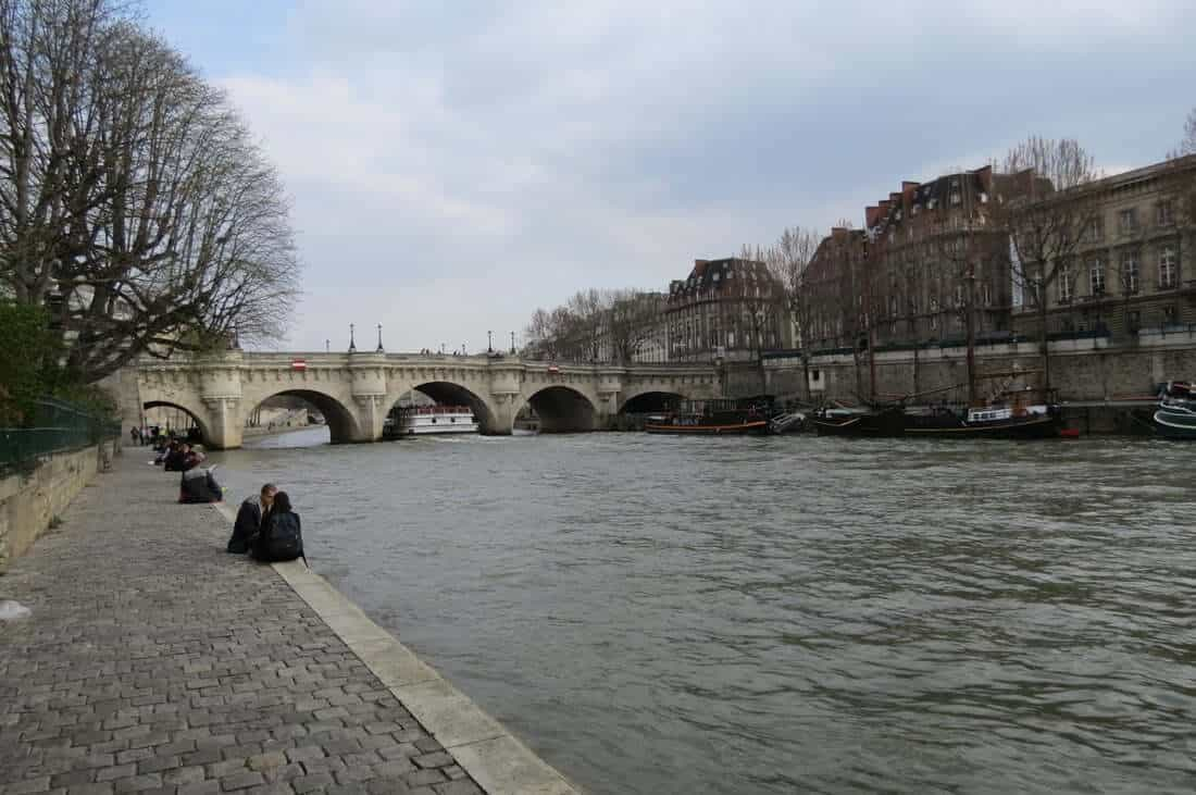 Paris - What is off the Travel List - The Traveller's Guide By #ljojlo