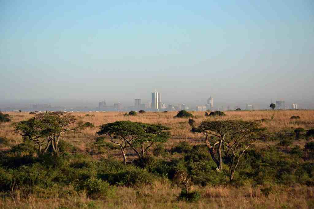 Ideal Cities For A Long Layover - Nairobi - The Traveller's Guide By #ljojlo