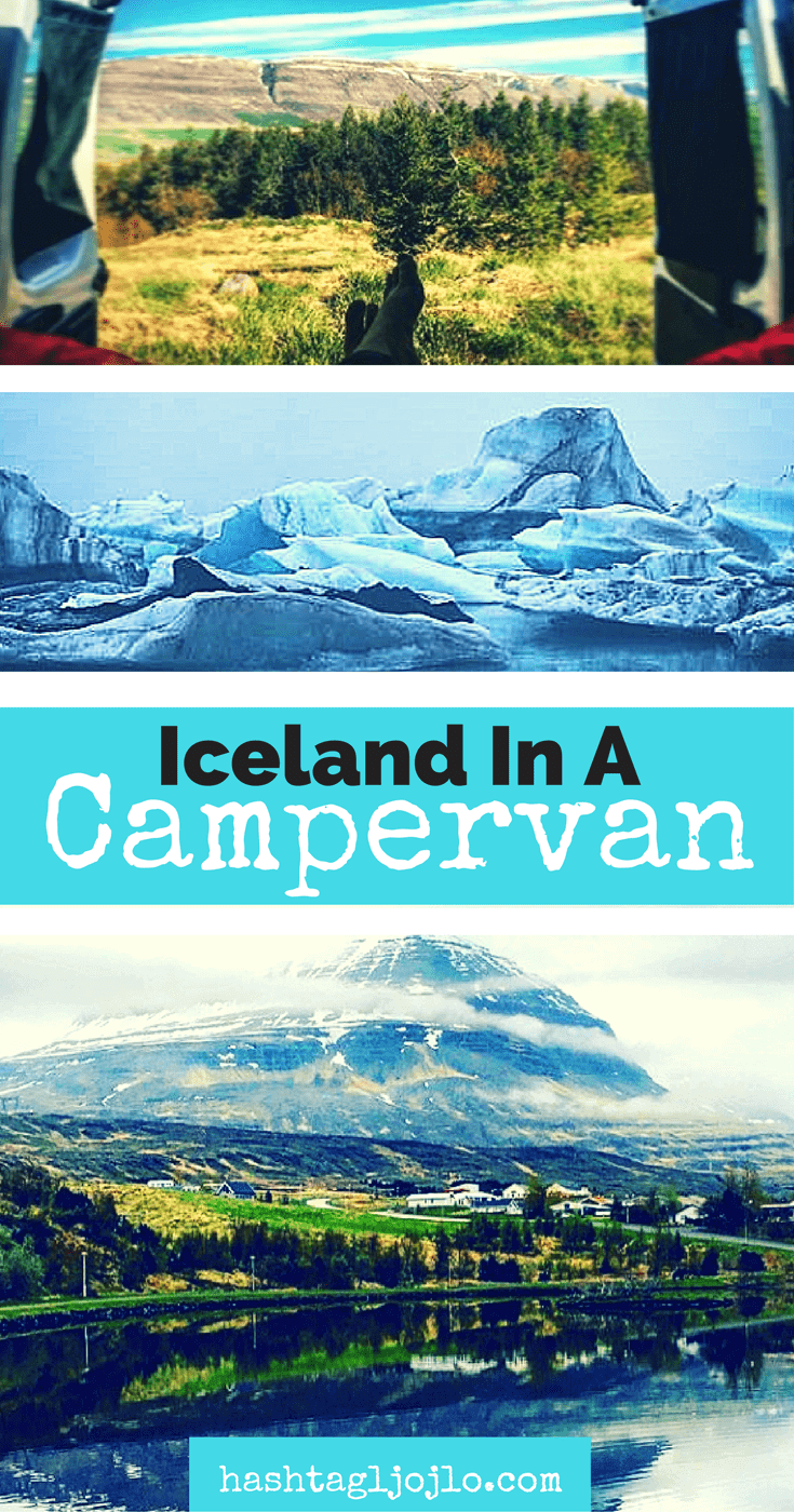 Iceland In A Campervan - Luxury Travel Hacks