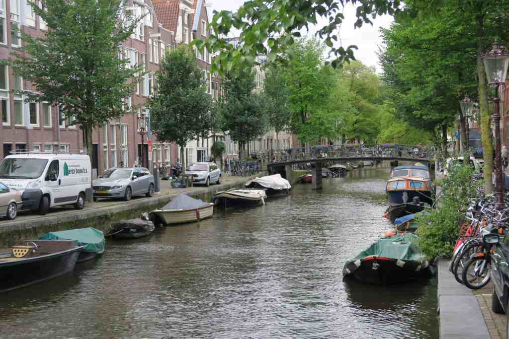 Amsterdam, Netherlands - Exploring Europe During Long Layover Flights