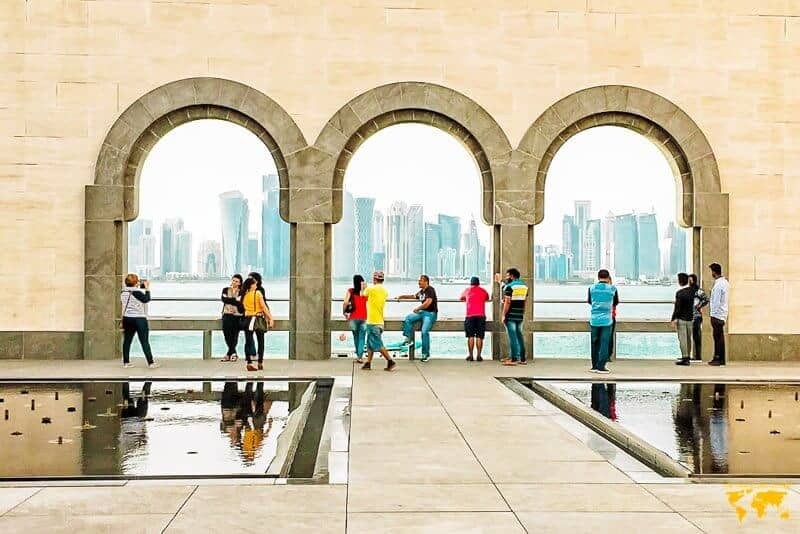 Ideal Cities For A Long Layover - Doha - The Traveller's Guide By #ljojlo