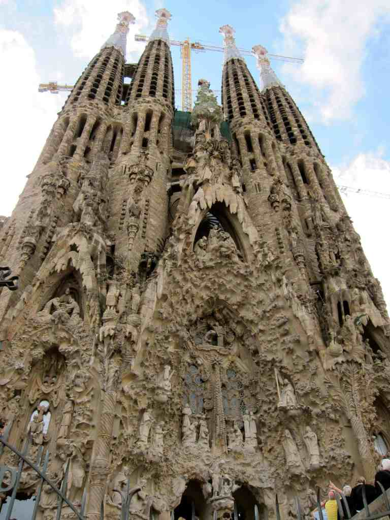 Barcelona, Spain - Explore Europe During Long Layover Flights