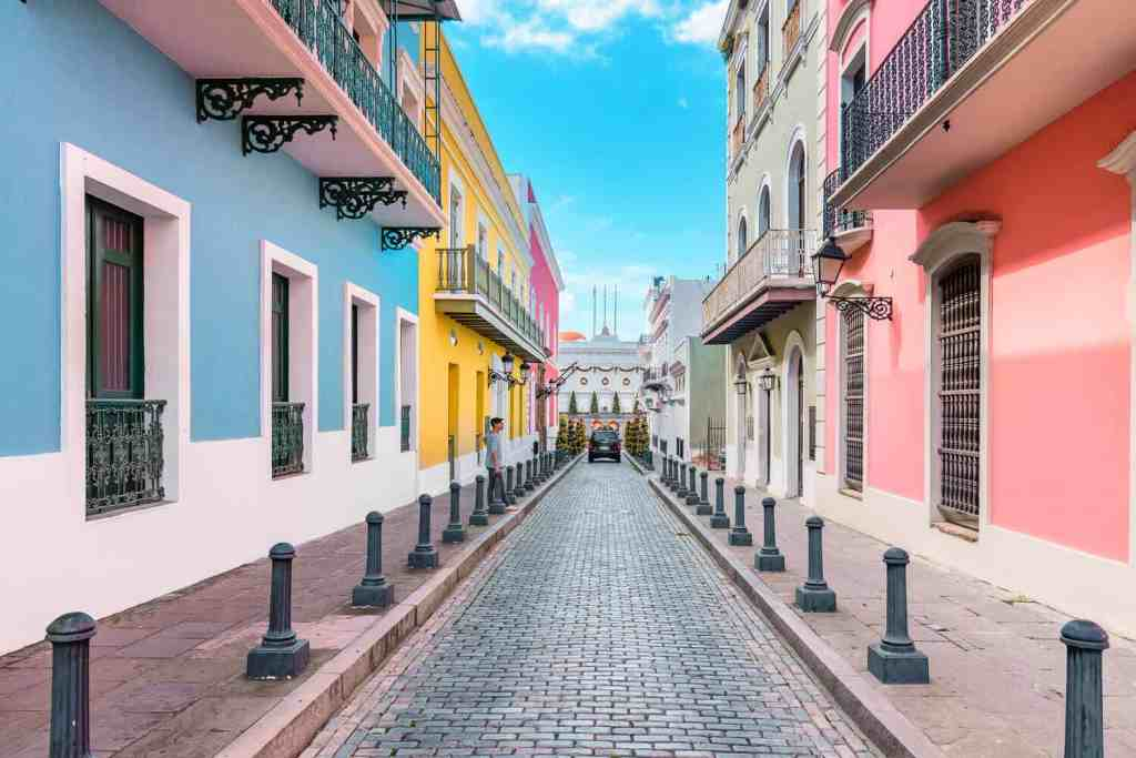 Tourist Spots in North America for an Extended Layover - Luxury Travel Hacks - Puerto Rico, San Juan