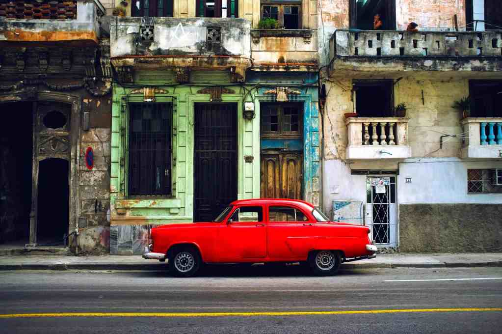 Where to Stay in Havana - Havana Street - Luxury Travel Hacks