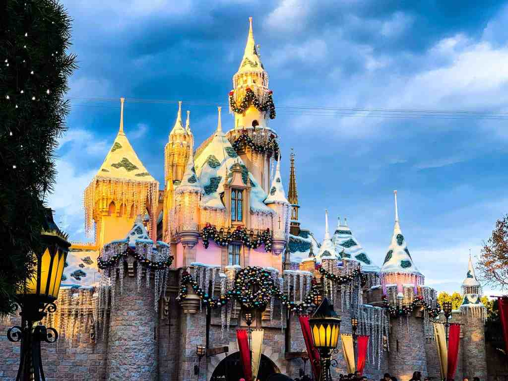 The castle at Disneyland is magical. Getting a Disneyland Airbnb will allow easy access to Disneyland