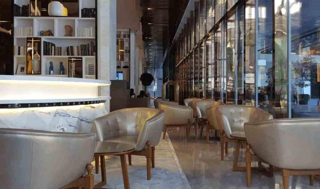Face Suites Cafe - Airbnb KL - Luxury Travel Hacks