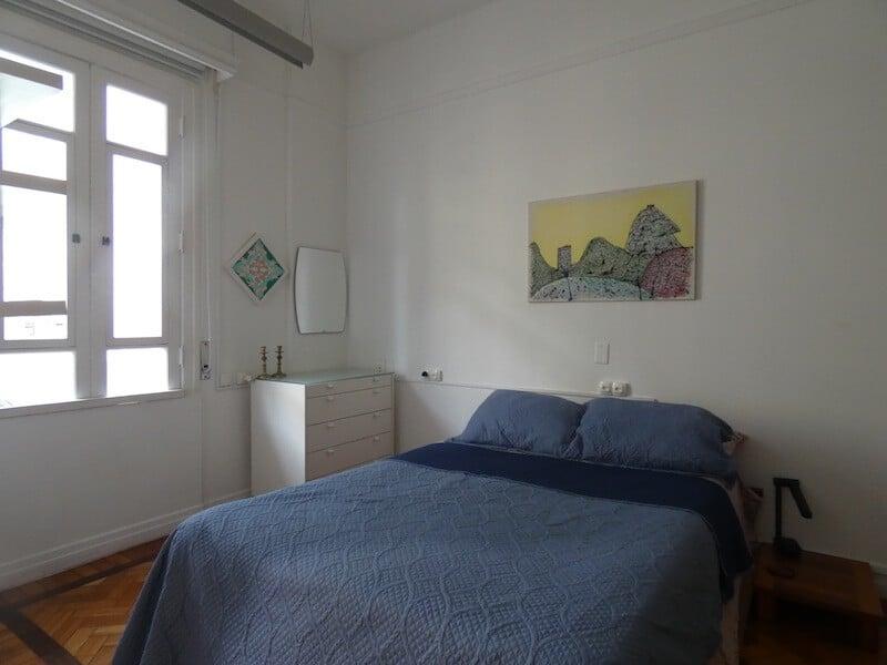 Bedroom - Luxury Airbnb Rio - Luxury Travel Hacks
