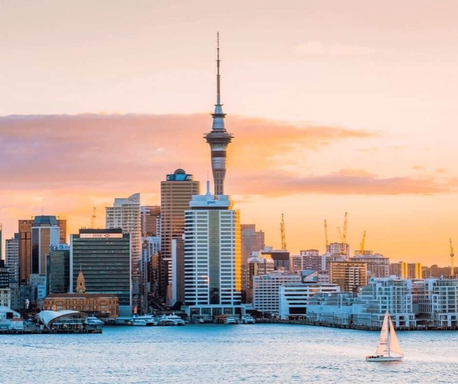 Auckland - Campervan Hire New Zealand - Luxury Travel Hacks