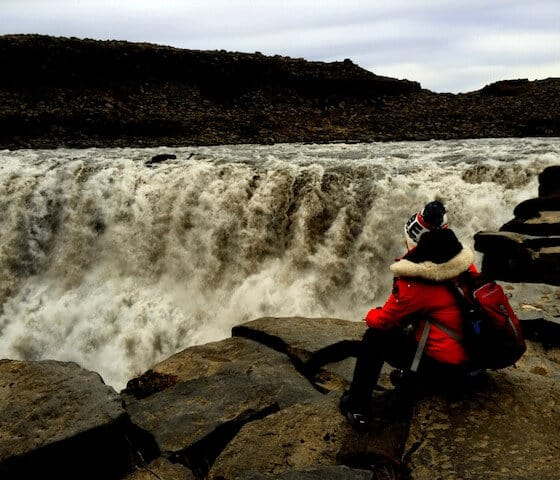 Dettifoss Waterfall - Iceland Road Trip Akureyri to Reykjavik - Luxury Travel Hacks