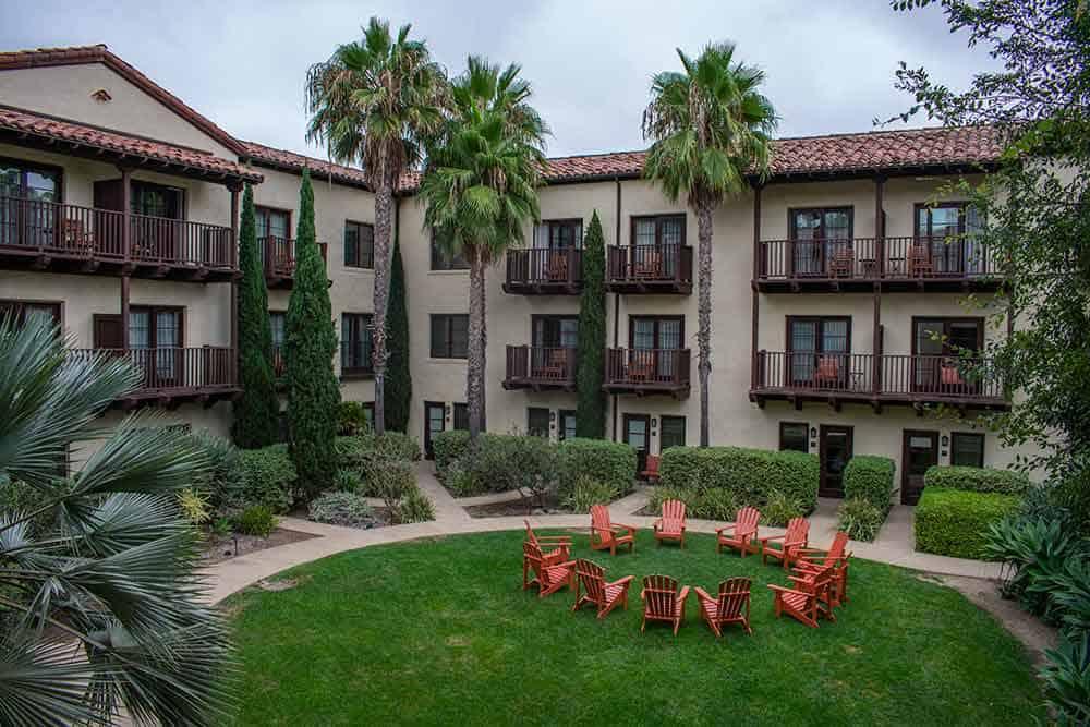 Estancia La Jolla Hotel & Spa - Couples Retreat Near Me - USA, San Diego